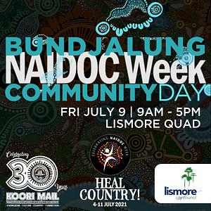 Bundjalung Naidoc Community Day