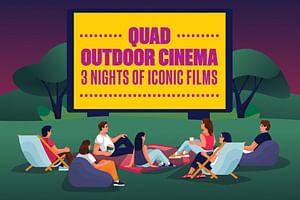 Quad Outdoor Cinema