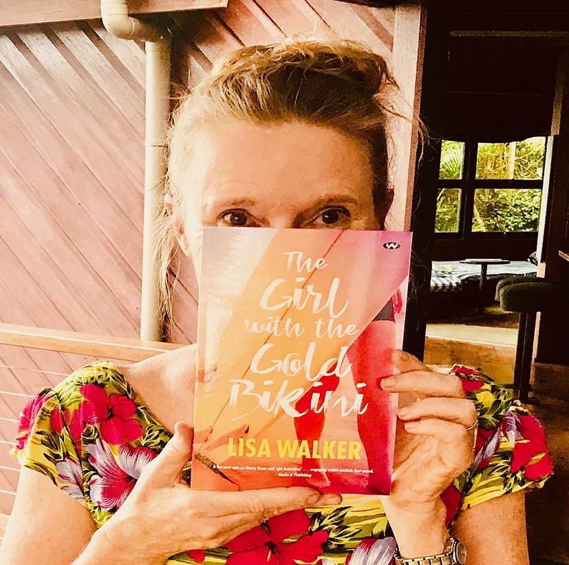 Writing the Girl with the Gold Bikini
