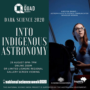 Dark Science: Into Indigenous Astronomy