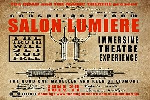 Salon Lumiere Escape Room